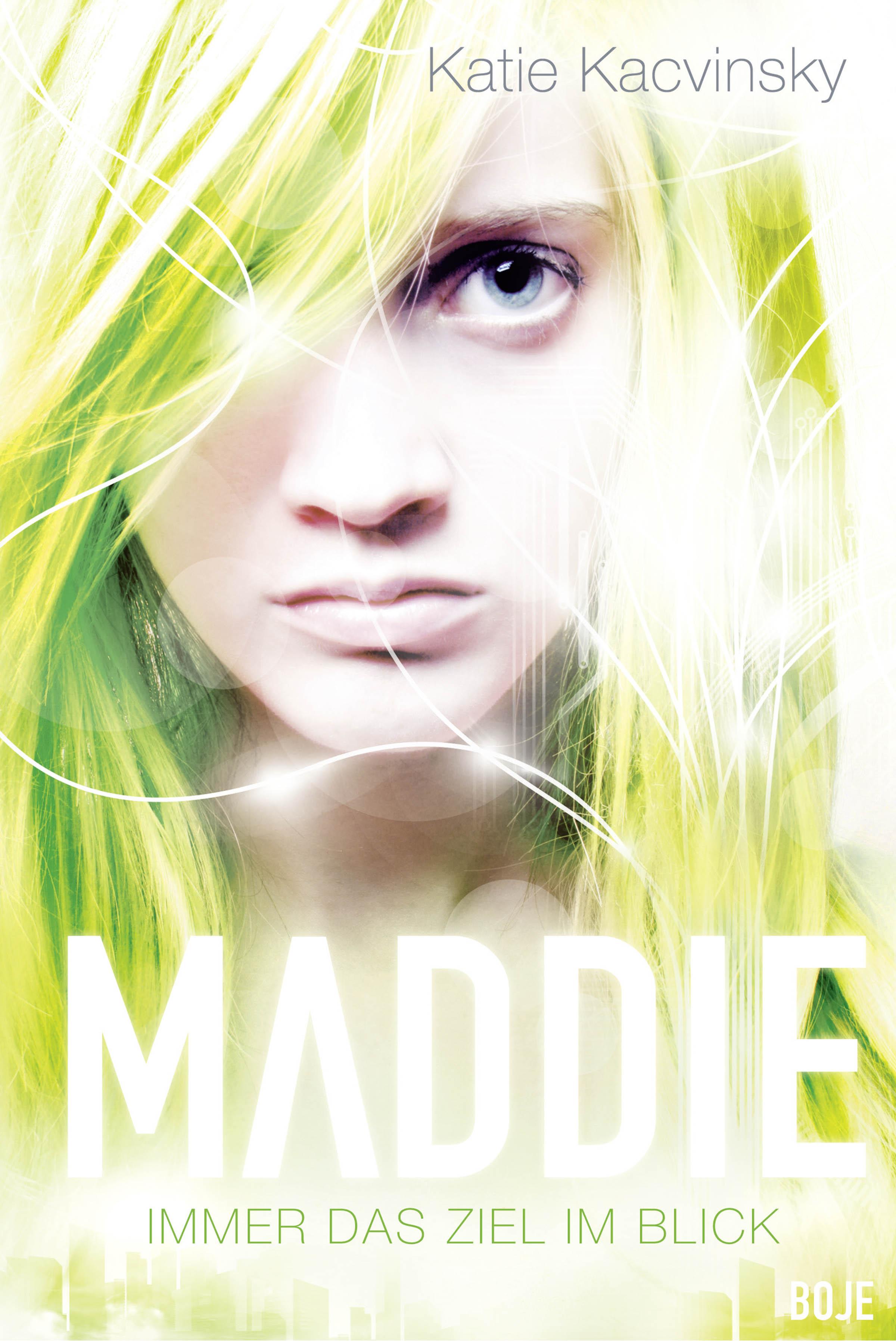 """Rezension zu """"Maddie – Immer das Ziel im Blick"""""""