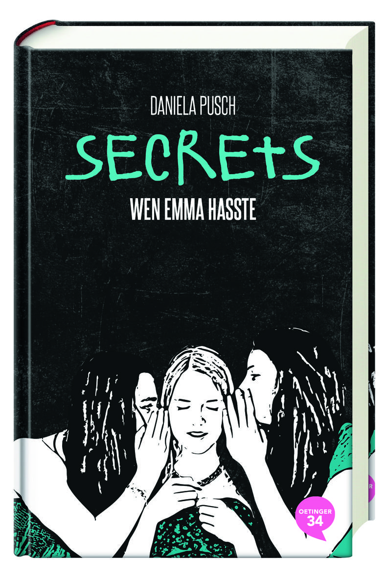 """Rezension zu """"Secrets – Wen Emma hasste"""""""