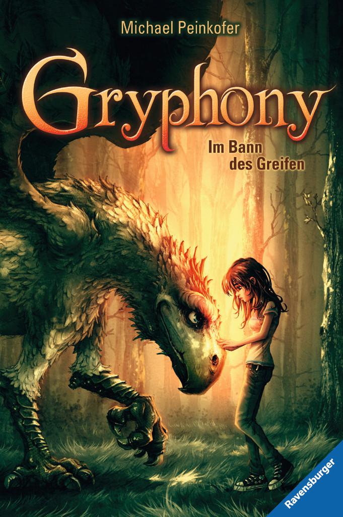 """Rezension zu """"Gryphony: Im Bann des Greifen"""""""
