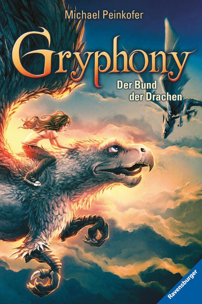 """Rezension zu """"Gryphony – Der Bund der Drachen"""""""