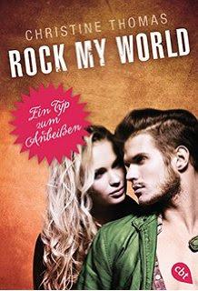 """Rezension zu """"Rock my World -Ein Typ zum Anbeißen"""""""