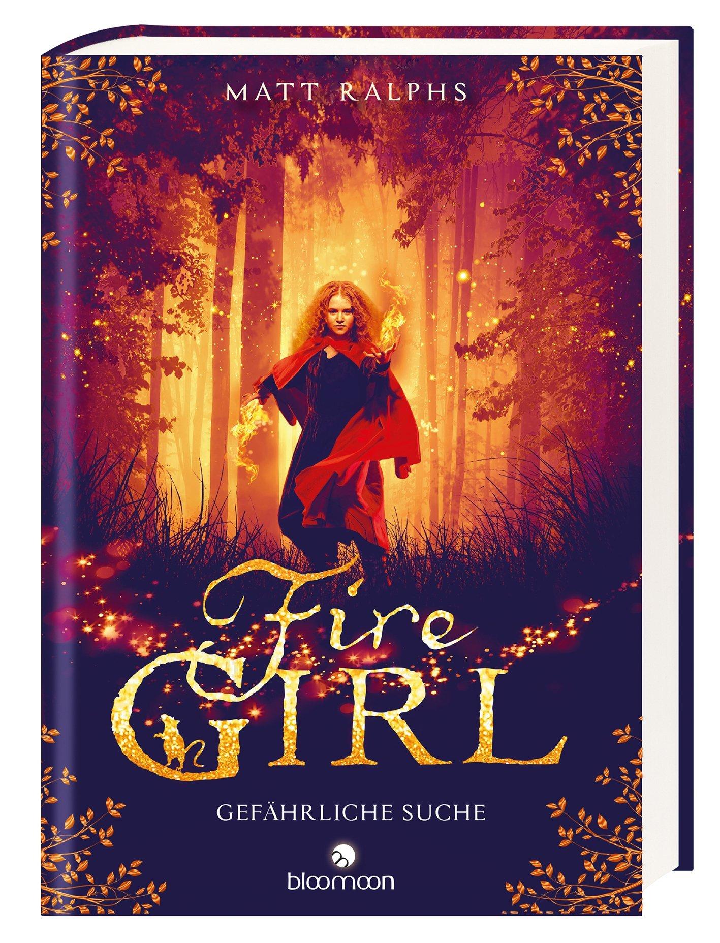 """[Rezension] zu """"Fire Girl: Gefährliche Suche"""""""
