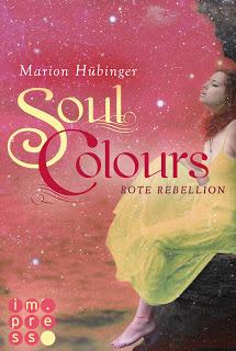 """Rezension zu """"Soul Colours – Rote Rebellion"""""""
