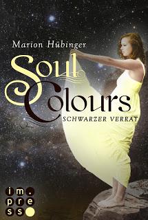 "Rezension zu ""Soul Colours – Schwarzer Verrat"""