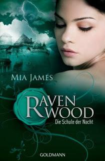 """Rezension zu """"Ravenwood: Die Schule der Nacht"""""""
