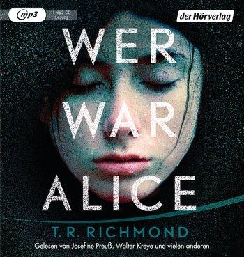 """Rezension zu """"Wer war Alice"""""""
