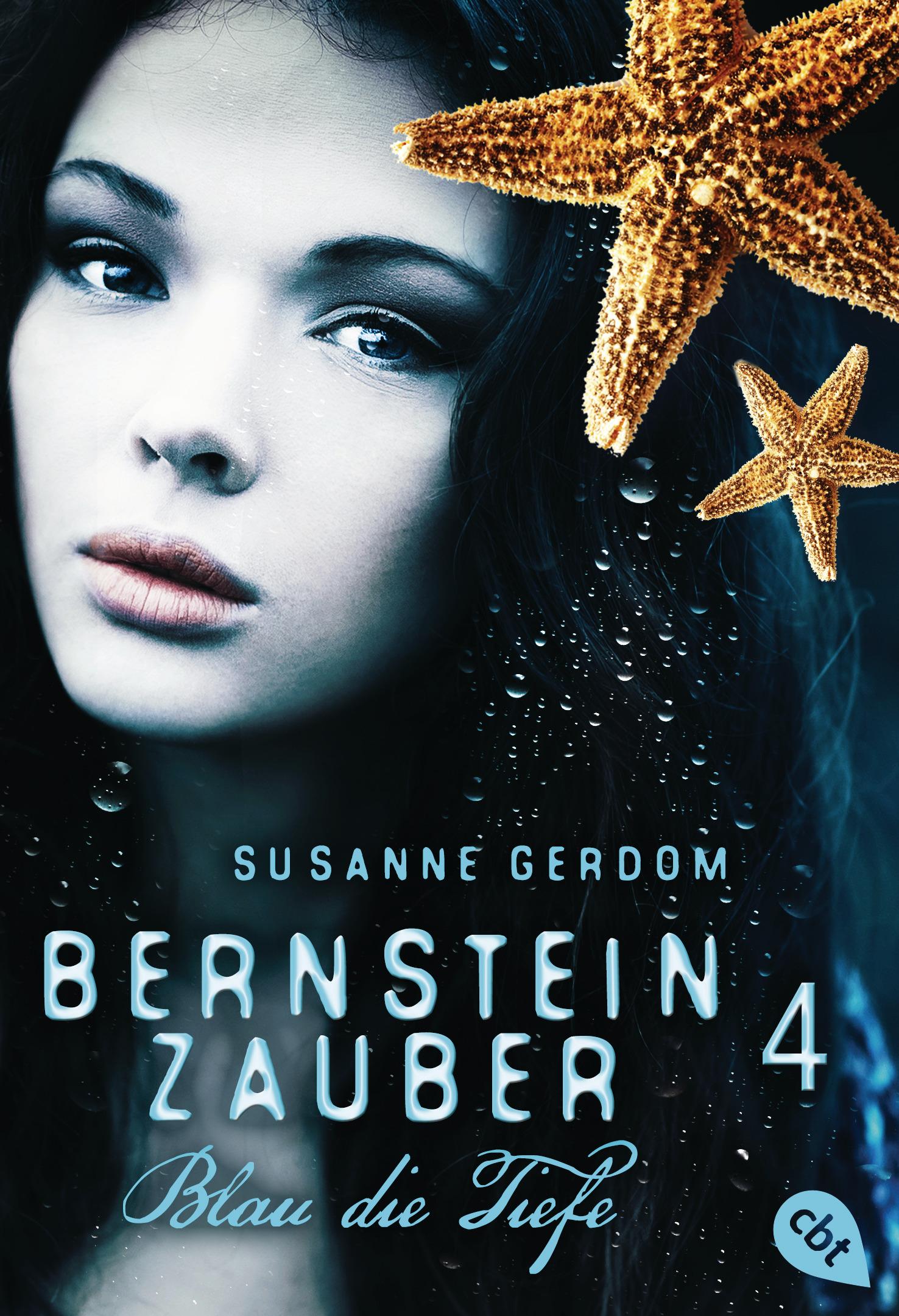 """[Rezension] """" Bernsteinzauber 4 – Blau die Tiefe"""""""