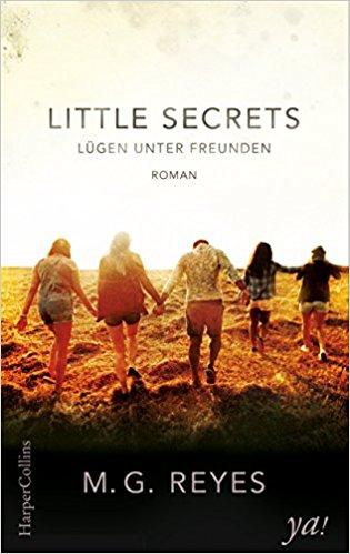 "[Rezension] ""Little Secrets- Lügen unter Freunden"""