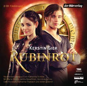 """Rezension zu """"Rubinrot – Filmhörspiel"""""""