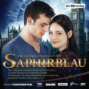 "Rezension zu ""Saphirblau – Filmhörspiel"""
