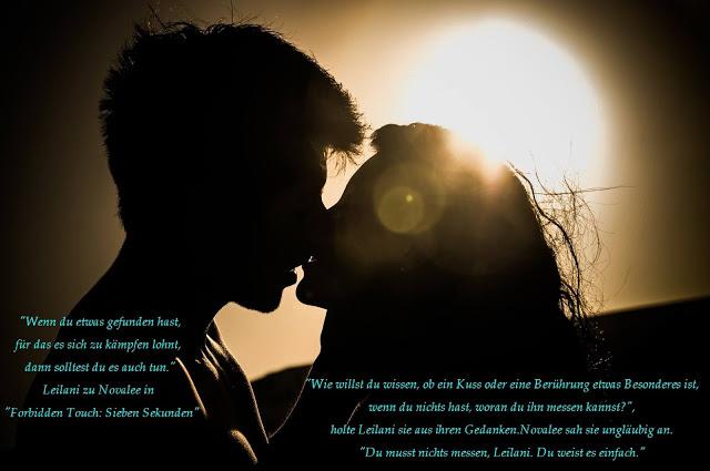 """Textschnipsel zu """"Forbidden Touch: Sieben Sekunden"""" #2"""