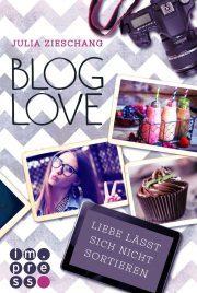 """[Rezension] """"Blog Love.Die Liebe lässt sich nicht sortieren"""""""