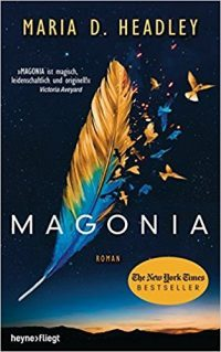 "[Rezension] ""Magonia"""