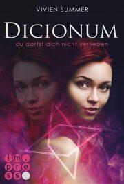 """[Rezension] """"Dicionum: Du darfst dich nicht verlieben"""""""
