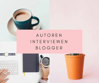 """""""Autoren interviewen Blogger"""" mit Mohini & Grey"""