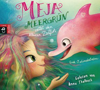 """Rezension zu """"Meja Meergrün rettet den kleinen Delfin"""""""