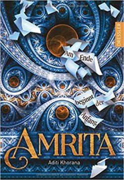 "[Rezension] ""Amrita. Am Ende beginnt der Anfang"""