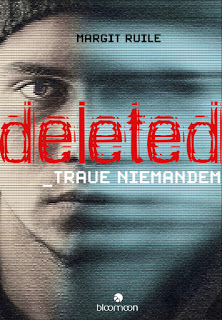 "Rezension zu ""Deleted – Traue niemandem"""