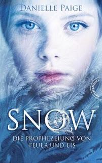 """[Rezension] """"Snow: Die Prophezeiung von Feuer und Eis"""""""