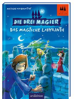 """Rezension zu """"Die drei Magier – Das magische Labyrinth"""""""