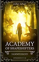 "[Rezension] ""Academy of Shapeshifters: Sammelband 4"""
