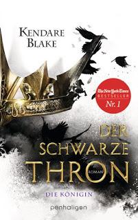 """[Rezension] """"Der schwarze Thron: Die Königin"""""""