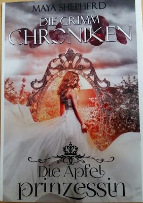 """[Cover Release] zu """"Die Grimm Chroniken"""" von Maya Shepherd"""