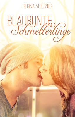 "Cover Reveal zu ""Blaubunte Schmetterlinge"""