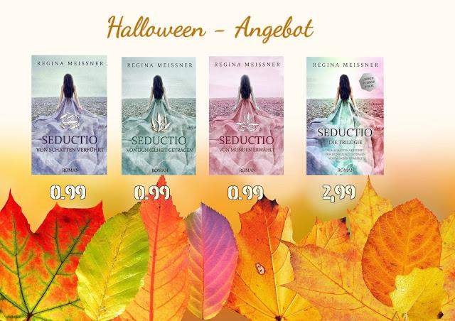 """[Werbung] Halloween Angebot von Regina Meissner zu """"Seductio"""""""