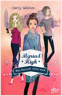 """Rezension zu """"Myriad High – Was Hannah nicht weiß"""""""