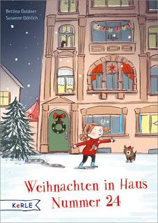 """Rezension zu """"Weihnachten in Haus Nummer 24"""""""