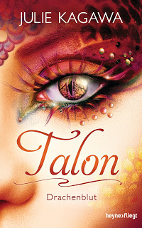 """Rezension zu """"Talon – Drachenblut"""""""