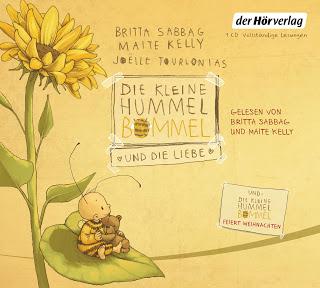 """Rezension zu """"Die kleine Hummel Bommel und die Liebe / Die kleine Hummel Bommel feiert Weihnachten"""""""