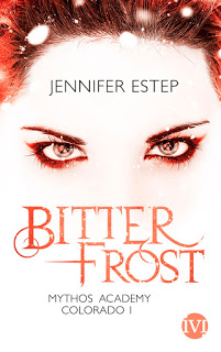 "Rezension zu ""Mythos Academy Colorado – Bitterfrost"""