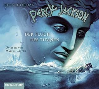 """Rezension zu """"Percy Jackson – Der Fluch des Titanen"""""""