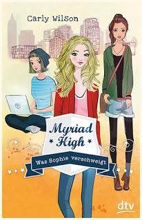"""Rezension zu """"Myriad High – Was Sophie verschweigt"""""""
