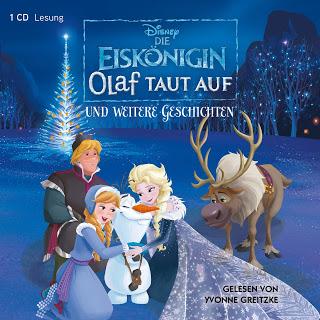"""Rezension zu """"Die Eiskönigin – Olaf taut auf und weitere Geschichten"""""""