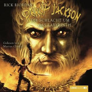 """Rezension zu """"Percy Jackson – Die Schlacht um das Labyrinth"""""""