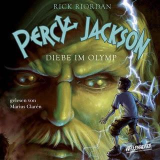 """Rezension zu """"Percy Jackson – Diebe im Olymp"""""""
