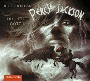 """Rezension zu """"Percy Jackson – Die letzte Göttin"""""""