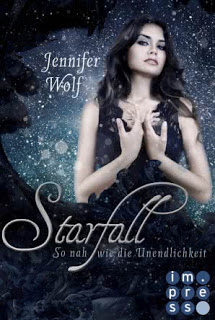 """[Rezension] """"Starfall: So nah wie die Unendlichkeit"""