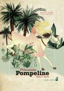"""Rezension zu """"Prinzessin Pompeline traut sich"""""""