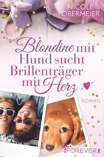 """Rezension zu """"Blondine mit Hund sucht Brillenträger mit Herz"""""""
