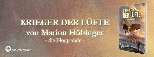 "Blogtour zu ""Krieger der Lüfte"" – Starke Heldinnen / #fight4u [Werbung]"
