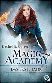 """[Rezension] """"Magic Academy: Das erste Jahr"""""""