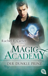"""Rezension zu """"Magic Academy: Der dunkle Prinz"""""""