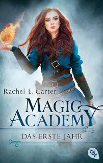 """Rezension zu """"Magic Academy: Das erste Jahr"""""""
