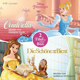 """Rezension zu """"Cinderella / Die Schöne und das Biest"""""""