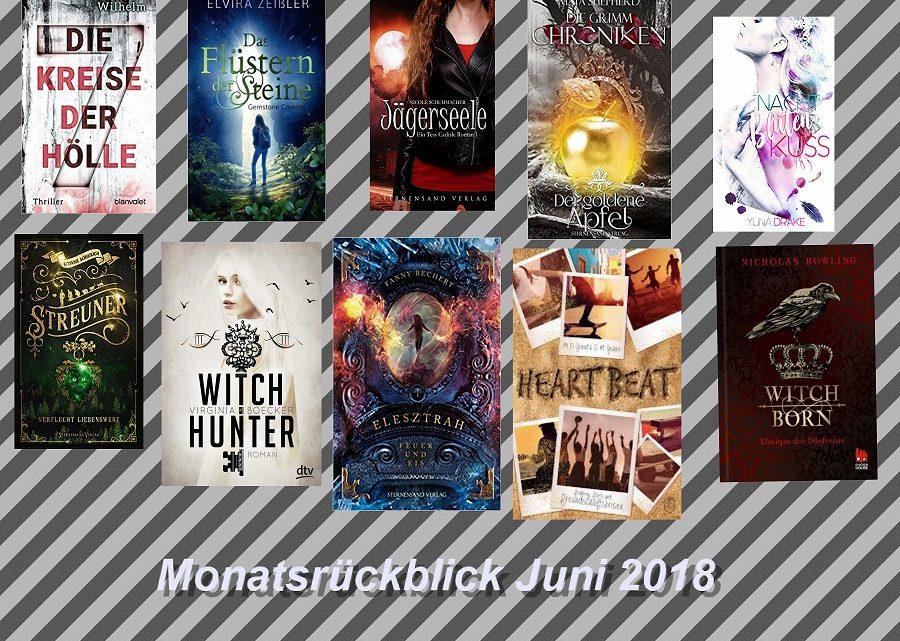 [Grey's] Monatsrückblick Juni 2018