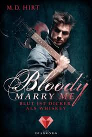 "[Rezension] ""Bloody Mary Me: Blut ist dicker als Whiskey"""